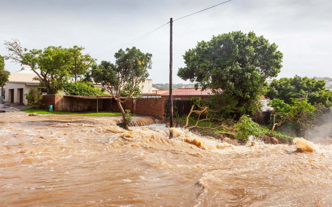 How Water Runoff From A Heavy Rainy Season Left Your Concrete Surfaces Sinking and Settling